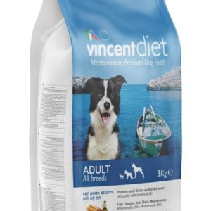 Vincent DIET ADULT WITH FISH